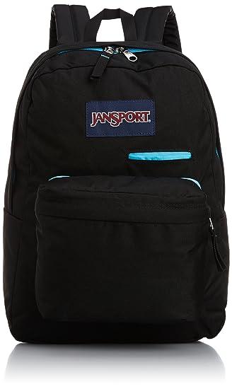 8479735cf4b2 JanSport Digibreak Polyester 25 Ltrs Black School Backpack ...