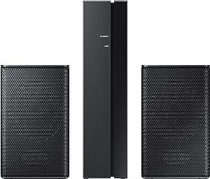 Samsung 54 W RMS SWA-8500S 2.0 Speaker System Wireless Speaker(s) Wall Mountable Black Model SWA-8500S/ZA (Renewed)