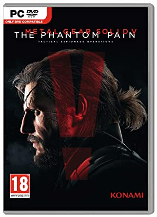 Buy Metal Gear Solid V: The Phantom Pain Online at Low Prices in