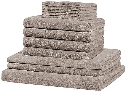 GREEN MARK Textilien ® 12 Piezas XXL Set de Toallas (: Todos los tamaños Cubre