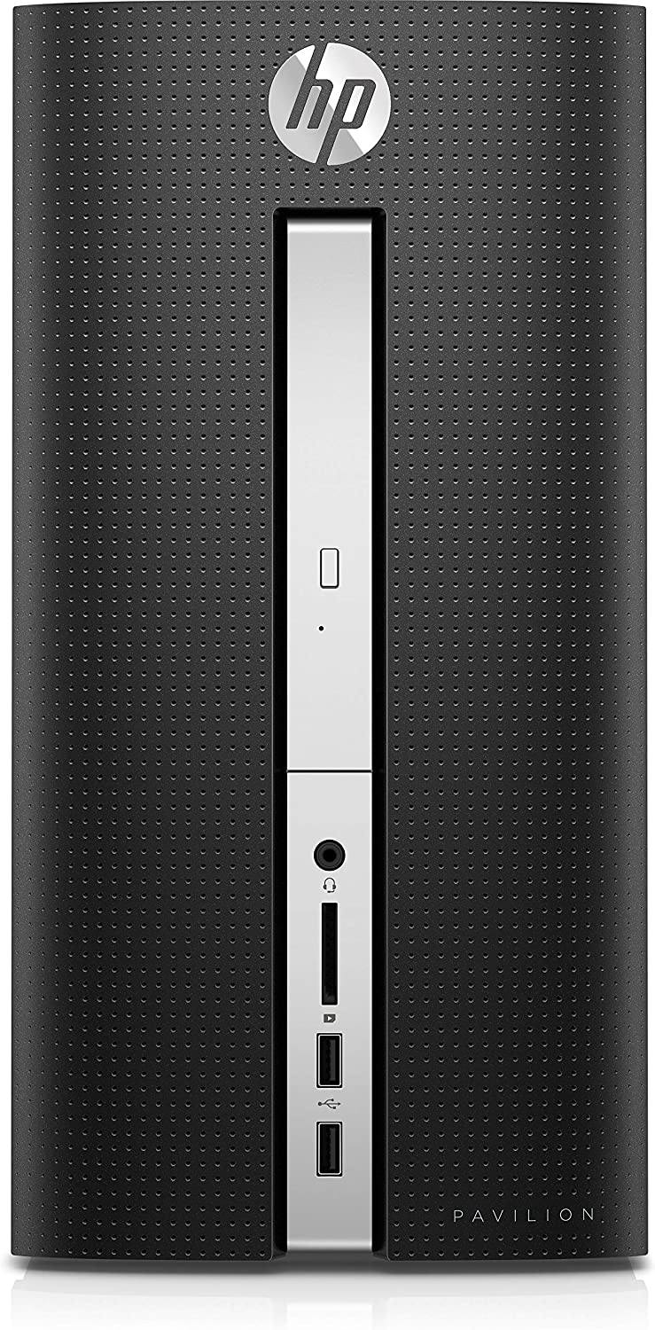 2016 HP Pavilion Desktop- 6th Gen Quad Core Intel I7-6700T Processor up to 3.6GHz, 12GB DDR4 Memory, 2TB 7200rpm HDD, DVD±RW, 802.11ac, Bluetooth, HDMI+VGA Dual Monitor Support, Windows 10