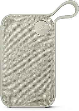 Libratone One Style Bluetooth Lautsprecher 360 Sound Touch Bedienung Ipx4 Spritzwassergeschützt 12 Std Akku Cloudy Grey Audio Hifi