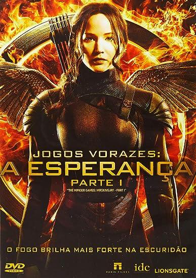 Jogos Vorazes: A Esperança Parte 1 [DVD]: Jennifer Lawrence, Josh ...