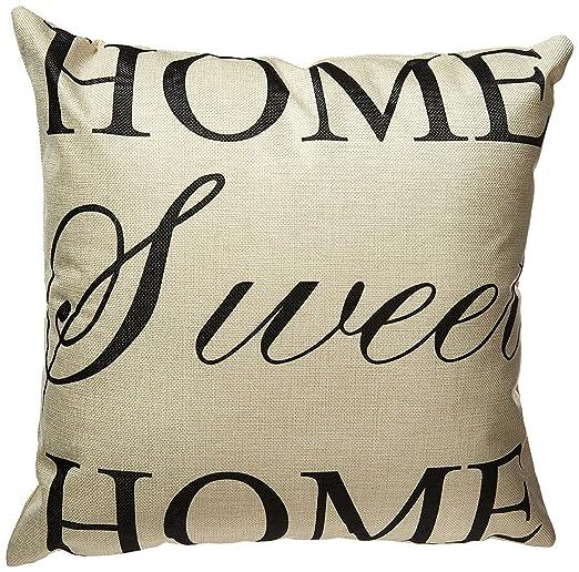 Casecover Home Sweet Home palabras sencillas, diseño con ...