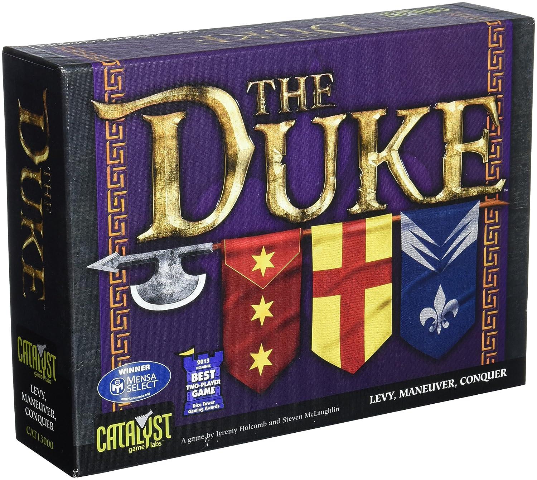 Catalyst Game Labs CAT13000 Brettspiel The Duke