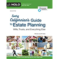 Image for Every Californian's Guide To Estate Planning: Wills, Trust & Everything Else