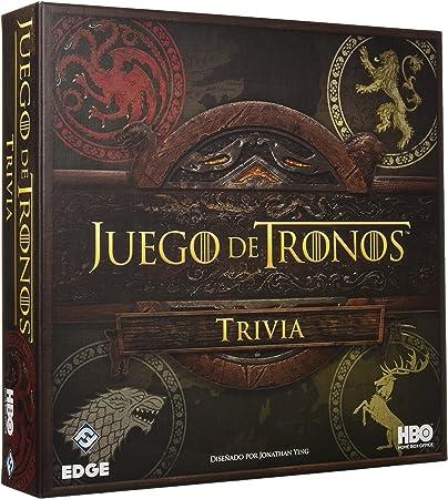 Fantasy Flight Games Juego de Tronos Trivia (FFHBO10) , color/modelo surtido: Amazon.es: Juguetes y juegos