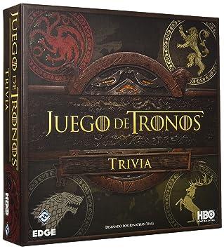 Fantasy Flight Games- Juego de Tronos Trivia (FFHBO10)