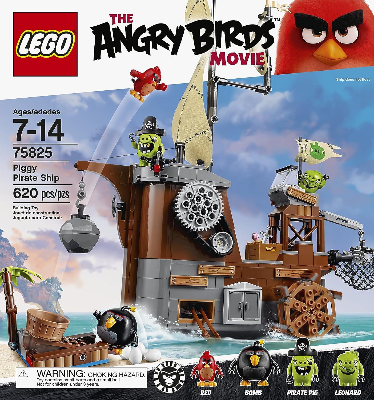 Lego® Angry Birds Figur Bomb aus Set 75825 Neu