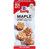 McCormick Maple Extract With Other Natural Flavors, 1 fl oz