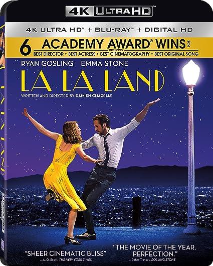 Amazon in: Buy La La Land (Uncut) [4K Ultra HD + Blu-ray + Digital