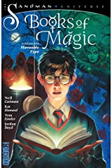 Books of Magic (2018-) Vol. 1: Moveable Type Kindle Edition