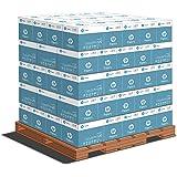 HP Printer Paper | 8.5 x 11 Paper | Copy &Print 20 lb | 1 Pallet - 40 Case - 200,000 Sheets | 92 Bright | Made in USA - FSC C