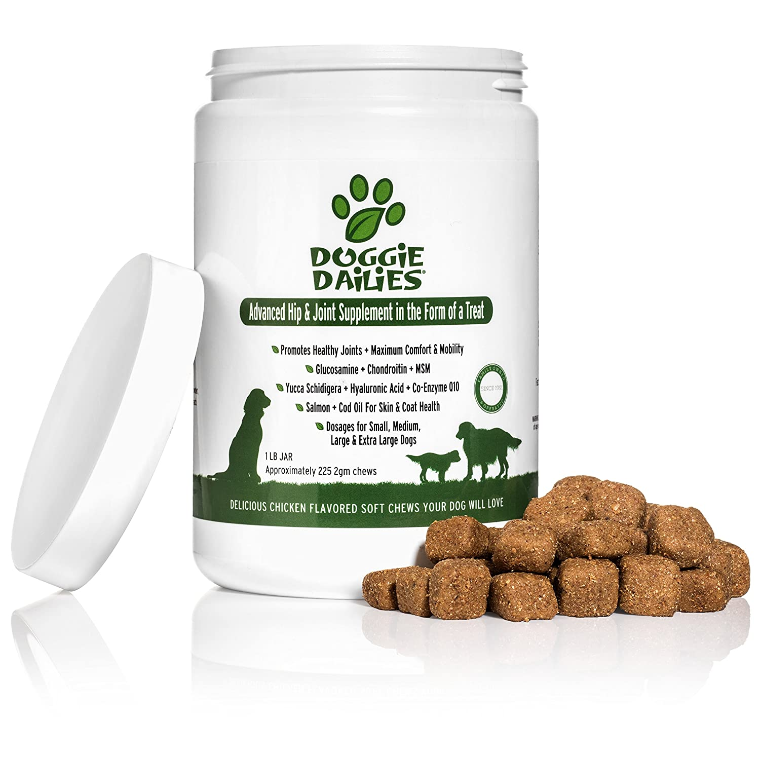 The Best Joint Supplements For Dogs 2018 [Read This Honest