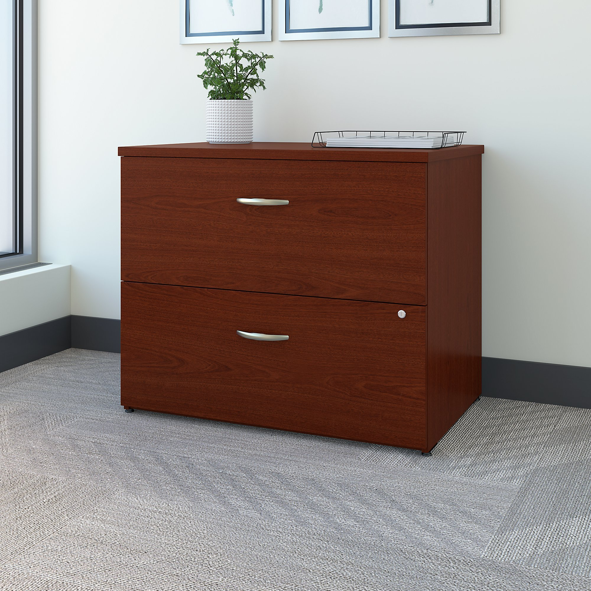 Series C Collection 36W 2 Drawer Lateral File