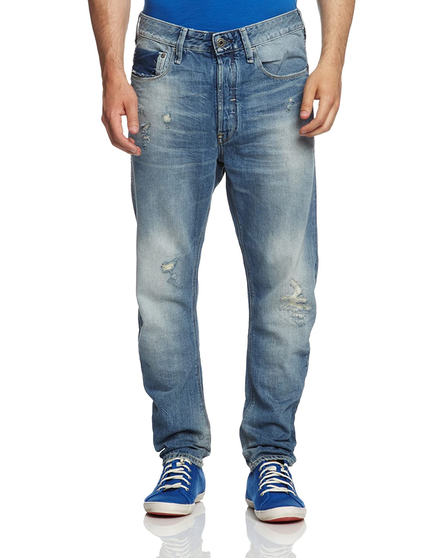 G-STAR Herren Jeans Type C 3D Carotte