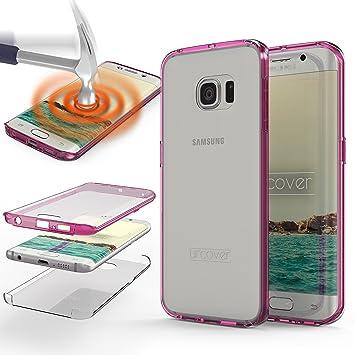 Urcover Samsung Galaxy S7 Edge Funda [Nueva Versión ] Mejorada ...