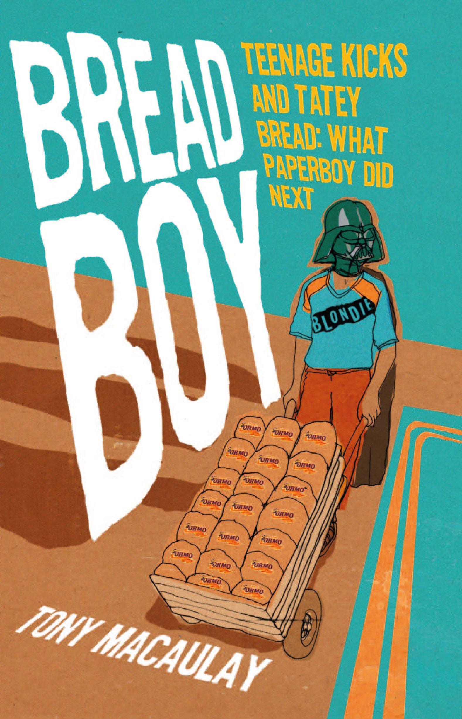Breadboy: Teenage Kicks and Tatey Bread: What Paperboy Did Next