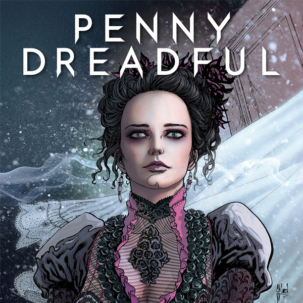 Penny Dreadful (Collections) (3 Book Series)