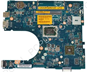PC Parts Unlimited HVWDP Dell Inspiron 15 5555 Laptop Motherboard w/AMD A10-8700P 1.8GHz CPU