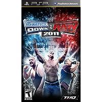 WWE SmackDown vs. Raw 2011 - Sony PSP by THQ