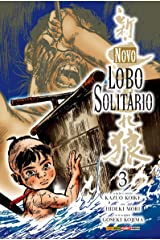 Novo Lobo Solitário - Volume 3 Capa comum