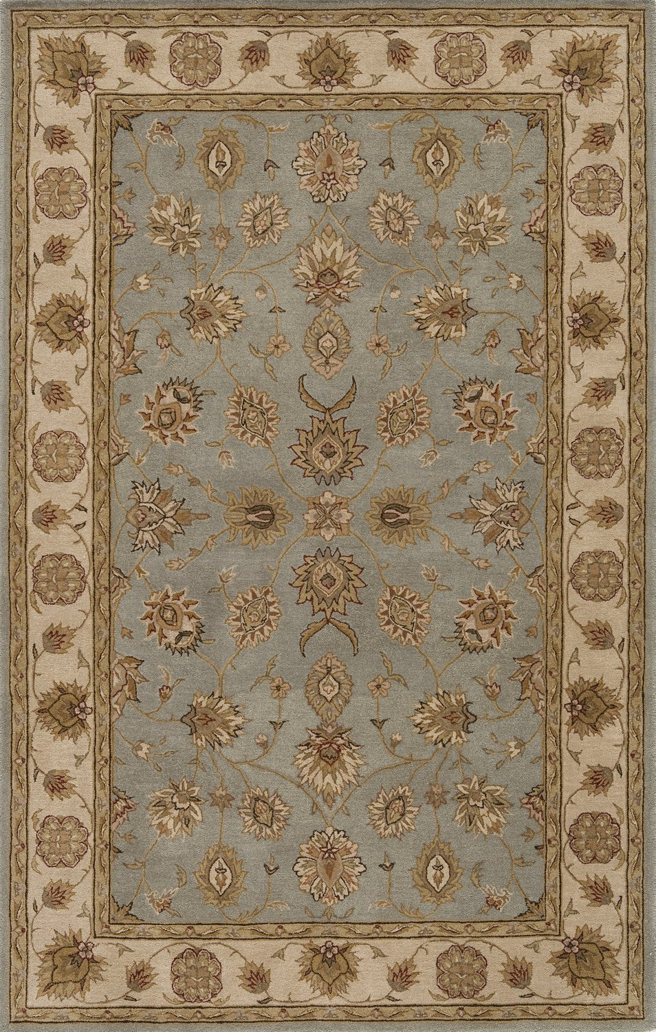 Momeni Imperial Court IC-03SEA2030 Seafoam Rug