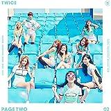 MINT ver./TWICE PAGE TWO 2nd Mini Albumトゥワイス ミニアルバム◆KOKOKOREA限定おまけ付き