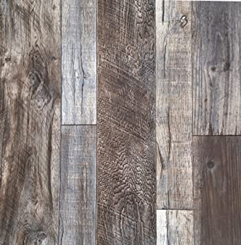 Blooming Wall Barnwood Wood Panel Plank Wallpaper Mural For Livingroom Kitchen Bathroom Bedroom