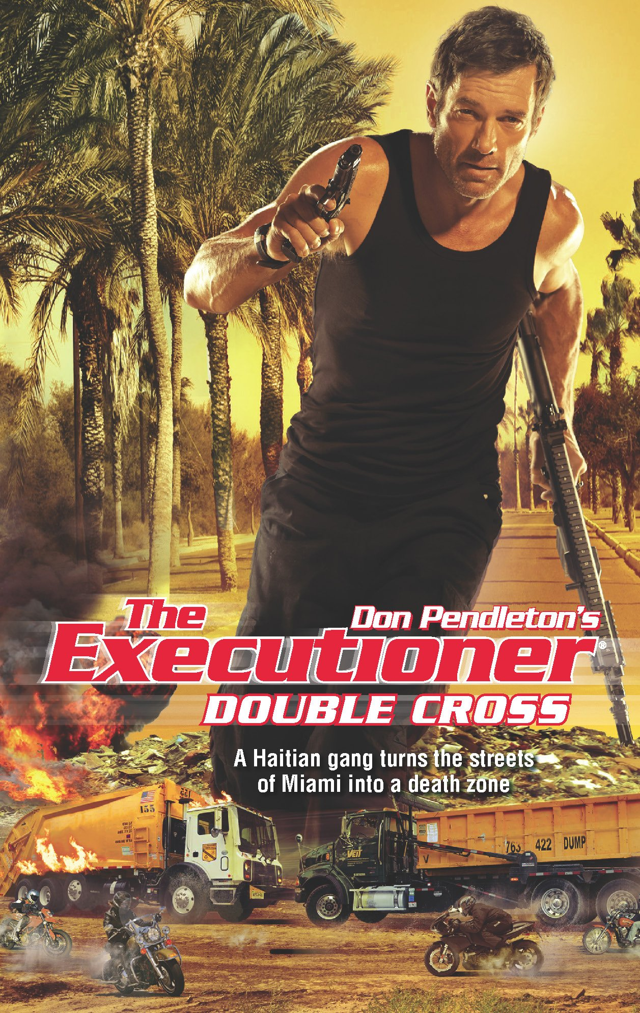 Double Cross (The Executioner) ebook