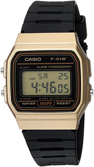 be42e2b214dc Amazon.com  Casio Men s Classic Quartz Watch with Resin Strap