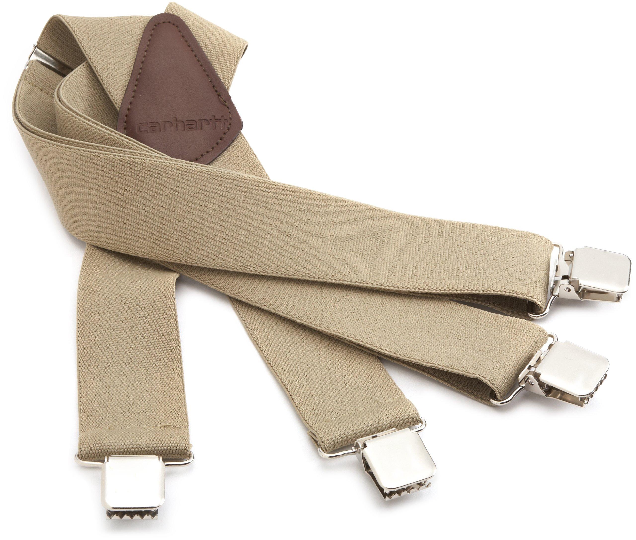Carhartt Men's Utility Suspender,Khaki,One Size