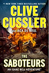 The Saboteurs (An Isaac Bell Adventure Book 12) Kindle Edition