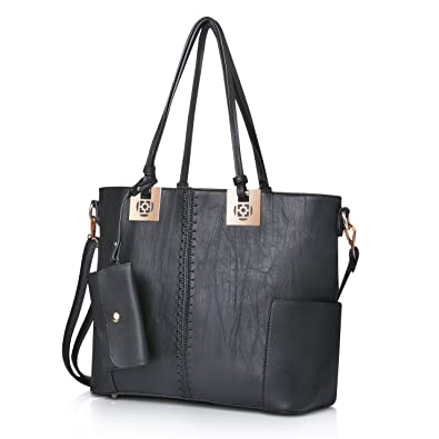 Amazon.com  Womens Leather Tote Bags 9cb41594c6343