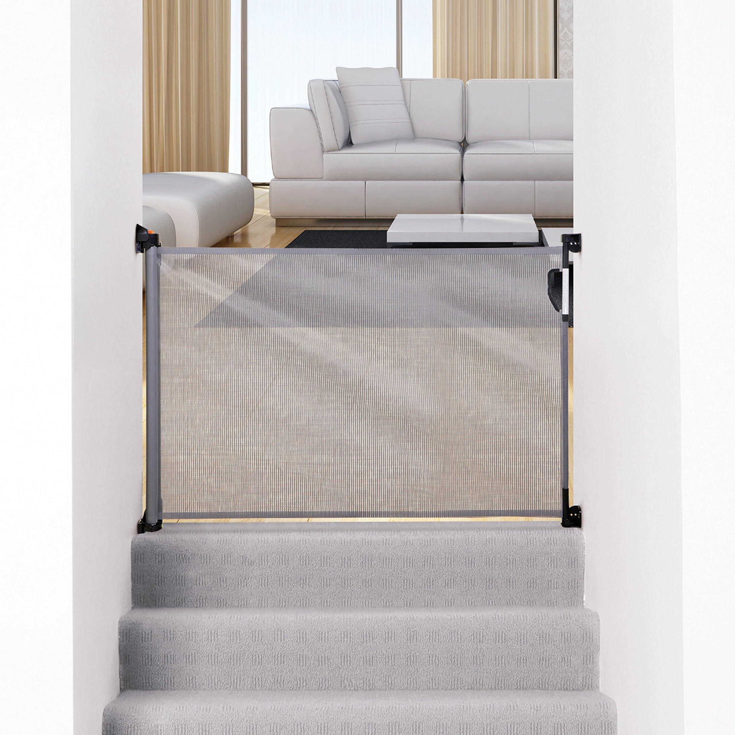 Dreambaby Retractable Gate, Grey by Dreambaby (Image #7)