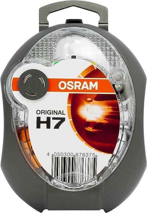PEUGEOT 807 H1 H7 urgence ampoule de rechange kit de rechange ensemble Fusible Voiture 12V