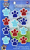 Wilton Icing Decorations 12/Pkg-Paw Patrol, Assorted