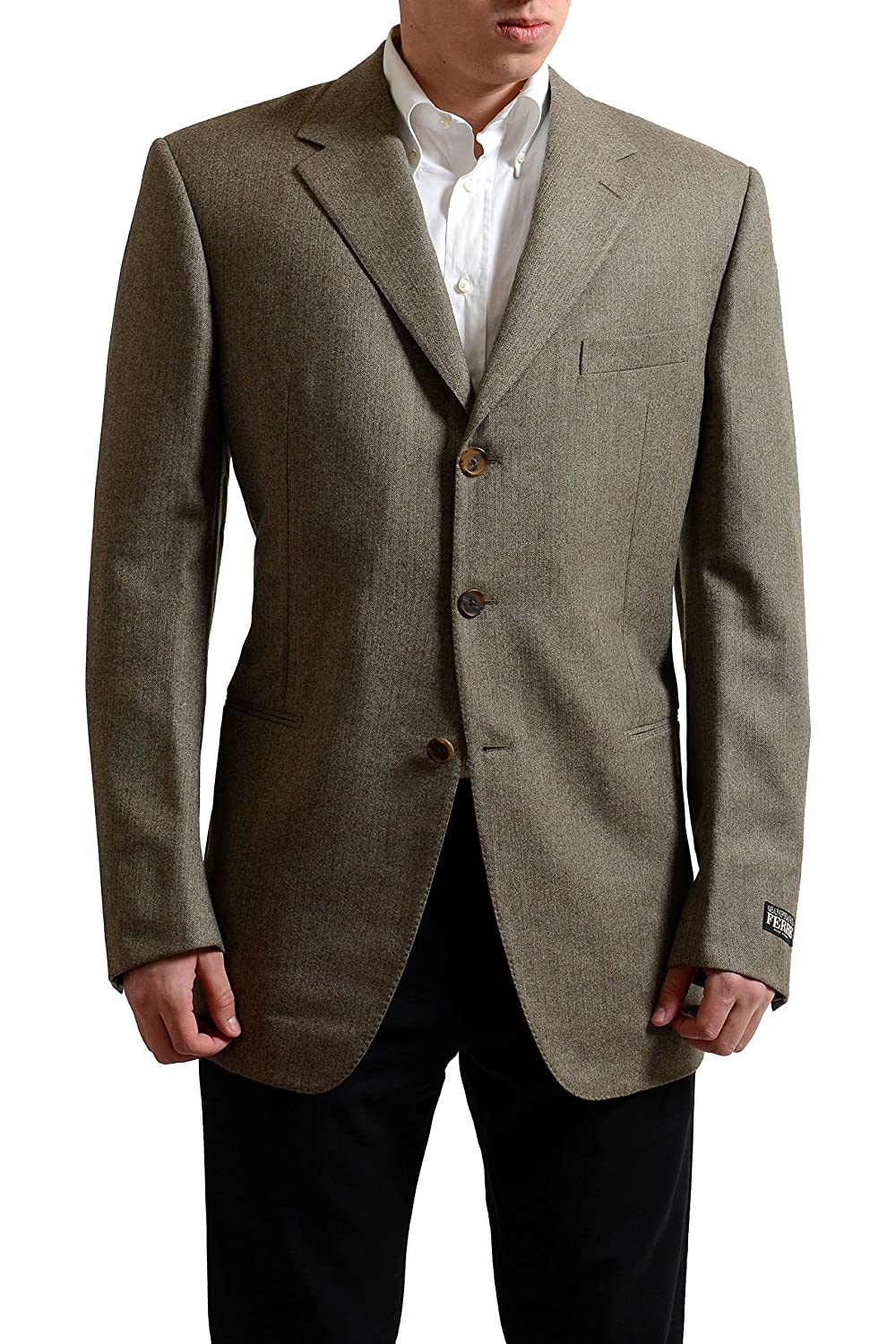 Gianfranco Ferre Mens 100/% Wool Blazer Sport Coat US 44 IT 54