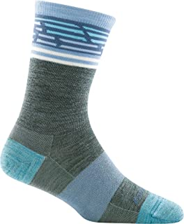 product image for Darn Tough Fragle Crew Light Socks - Women's Seafoam Small
