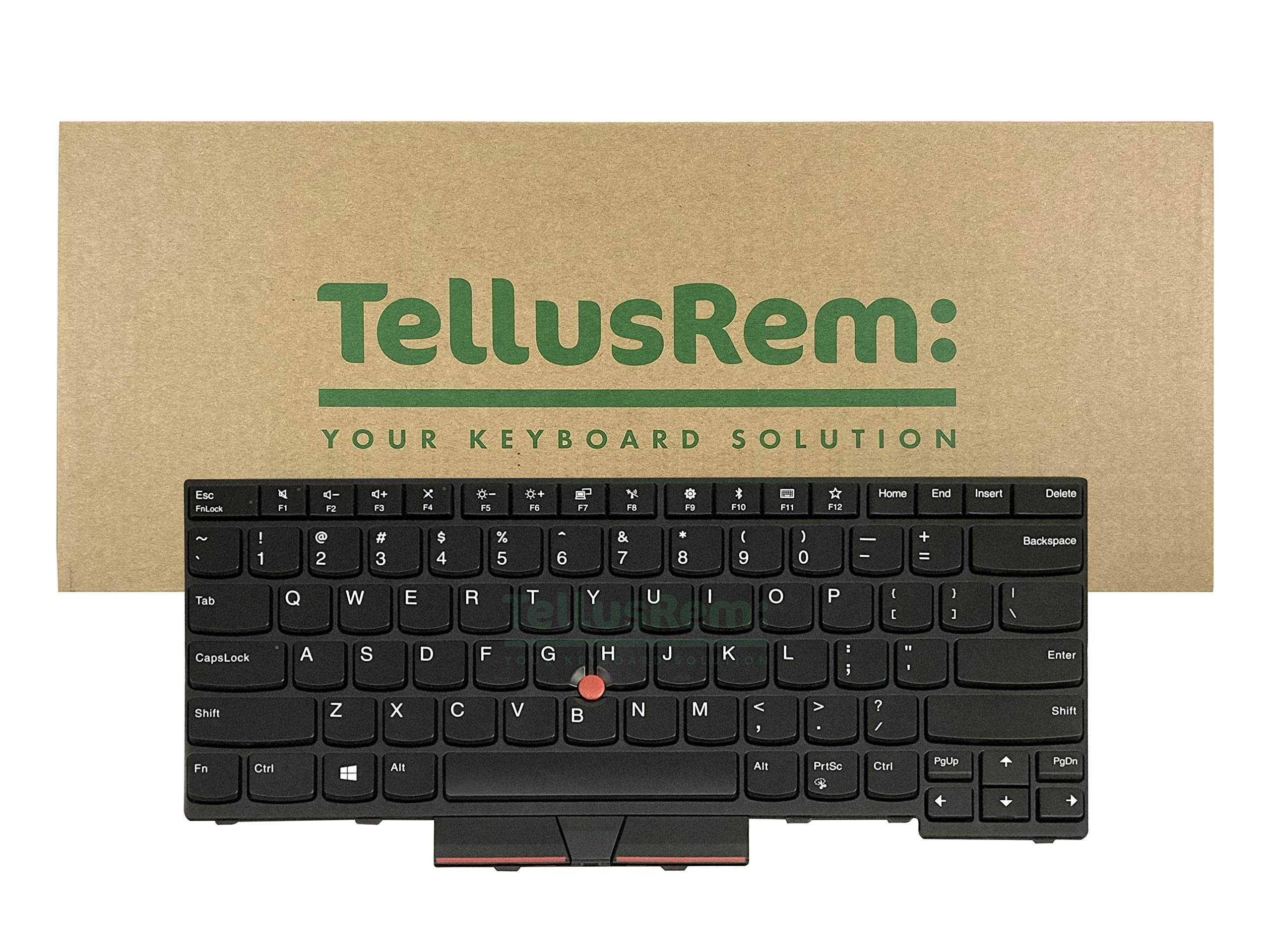 Teclado USA No Retroiluminado para Lenovo Thinkpad T470 T48