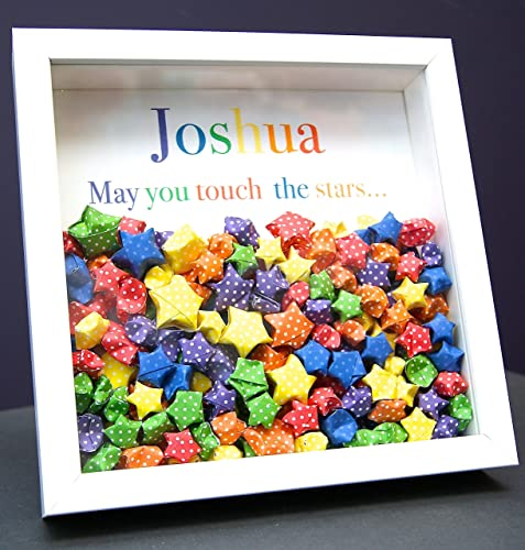Amazon Personalized Name Baby Gift Paper Origami Lucky Stars