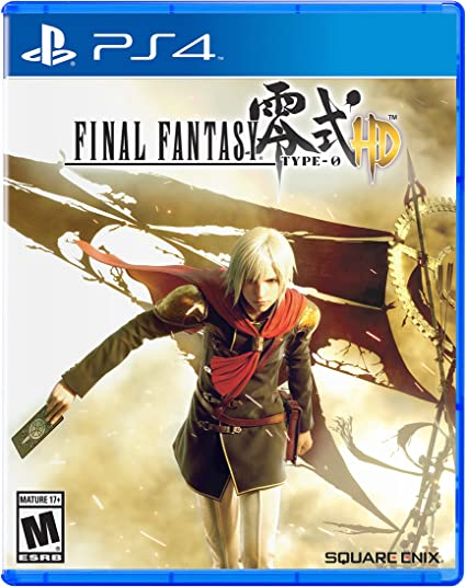 Final Fantasy Type-0 HD(北米版): Amazon.es: Videojuegos