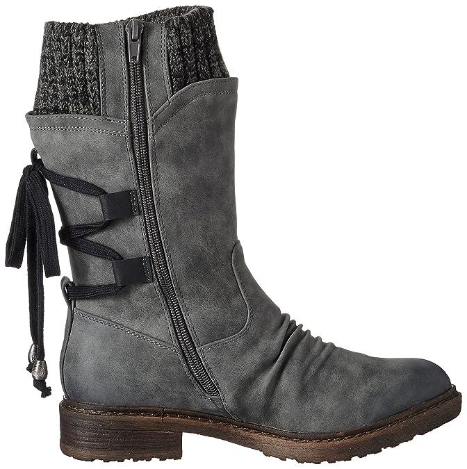 84dce0761e es Rieker Y Mujer Botas Amazon Complementos 94773 Para Altas Zapatos  nS8r7qYS