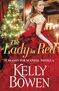 The Lady in Red (Kindle Single) (A Season for Scandal)