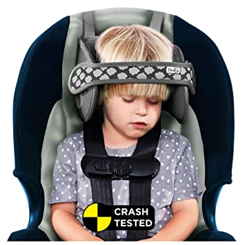 866b3d371b4 Amazon.com  NapUp Child Head Support for Car Seat (Grey)  Baby