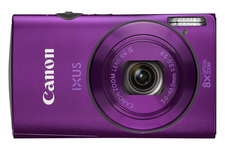 Canon IXUS 230 HS Digital Camera - Purple 3.0 inch LCD: Amazon.co.uk: Camera  & Photo