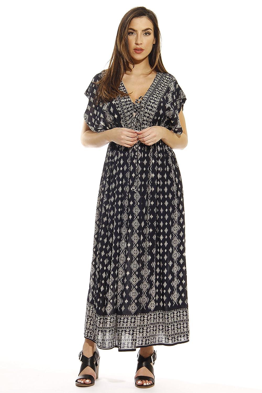 4506d6bab Riviera Sun Maxi Dress Summer Dresses  Amazon.com.au  Fashion