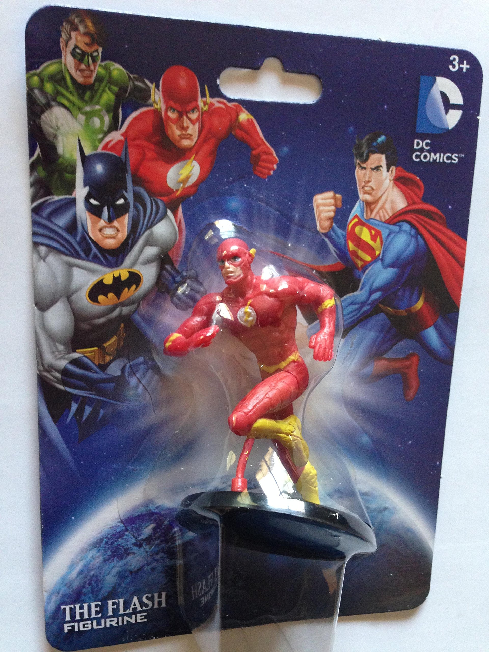 The Flash Figurine Cake Topper