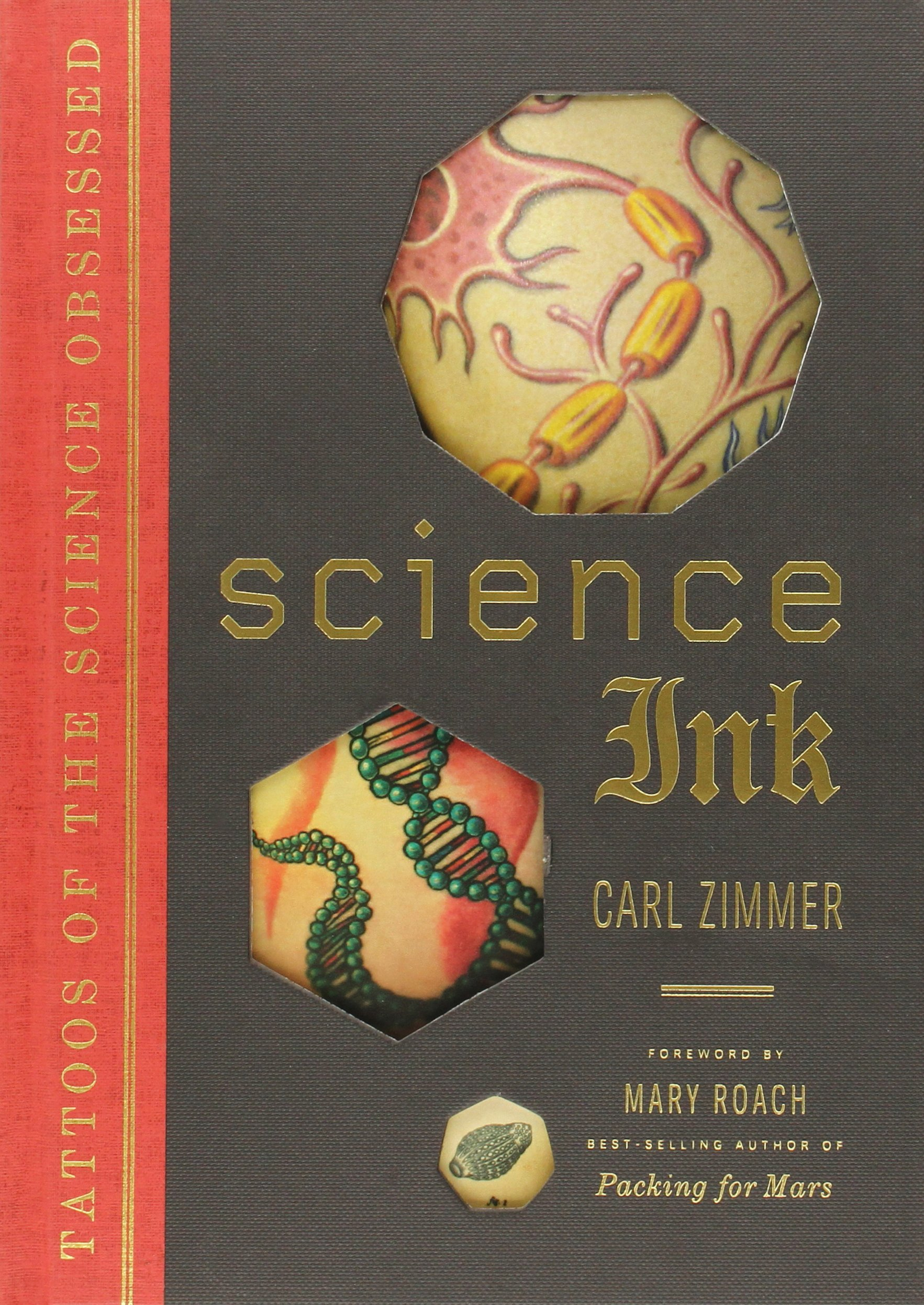 Science Ink: Tattoos of the Science Obsessed: Amazon.es: Carl ...