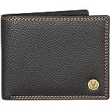 WildHorn Black Men's Wallet (WH2052 Black)